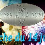 Marches commémoratives des 14 et 21 juillet 2020